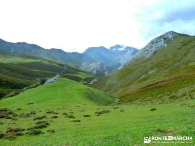 Hayedos Parque Natural de Redes;pasear por madrid laguna de gredos parques naturales madrid
